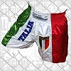 FIGHT-FIT - Muay Thai Shorts / Italien / Stemma / Large