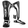 Venum - Shin Instep Protection / Elite / Black-White