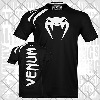 Venum - T-Shirt / Training / Schwarz