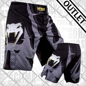 Venum - Fightshorts MMA Shorts / Interference / Schwarz / XL